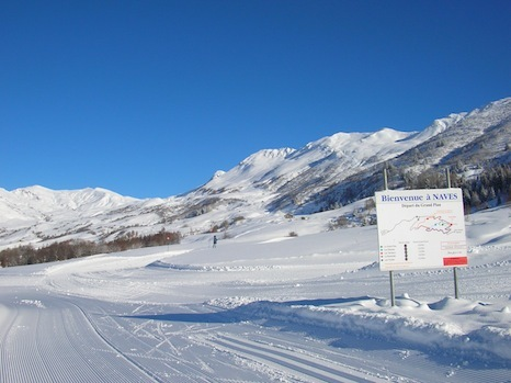 Nordic zone – Ships – Presentation – Sports activities info – Ski