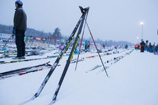 04.03.2018, Mora, Sweden (SWE):Event Feature: start atmosphere - Visma Ski Classics, 94th Vasaloppet, Mora (SWE). www.nordicfocus.com. © Manzoni/NordicFocus. Every downloaded picture is fee-liable.