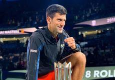 Djokovic Shangai