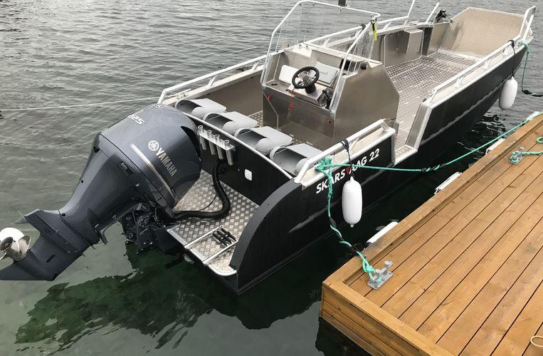 Ny båt til transport av sau_oversikt