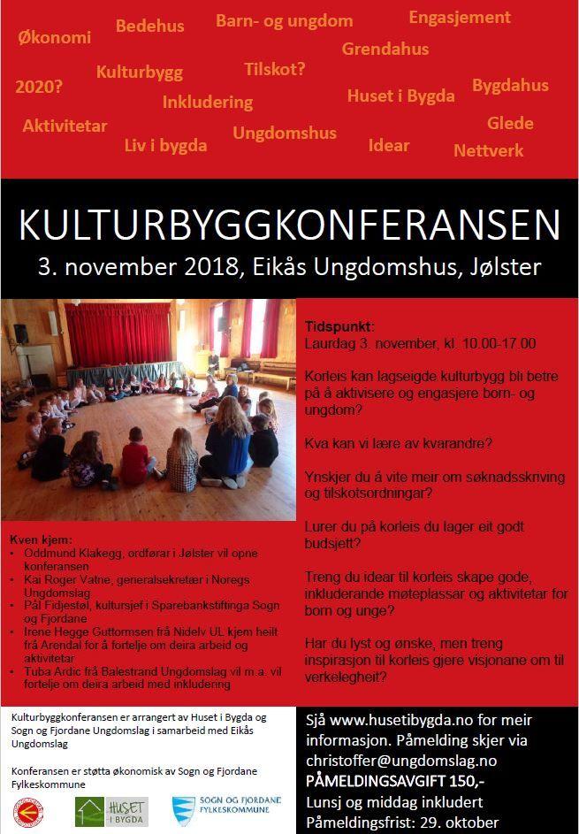 Kulturbyggkonferansen