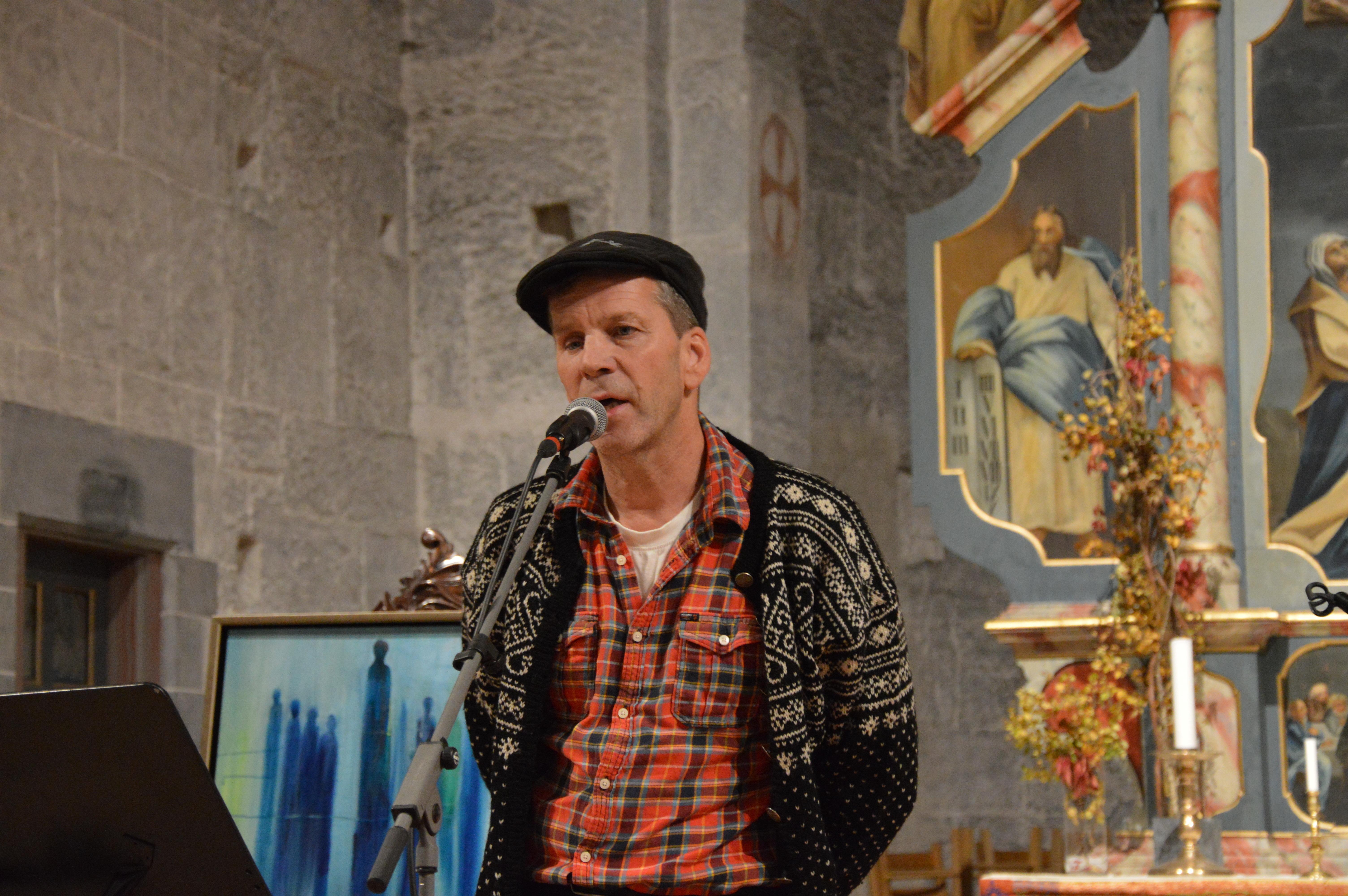 Innsamlingskonsert i Herøy kirke_Ola