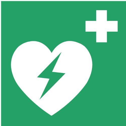 Hjertestarter logo