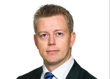 Tommy Skjervold er statssekretær i Samferdselsdepartementet. Foto: Olav Heggø.