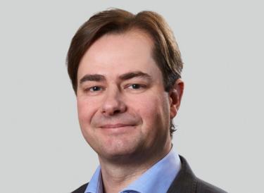 Lars Jacob Hiim, statssekretør i Kommunal- og moderniseringsdepartementet. Foto: Paul Paiewonsky.