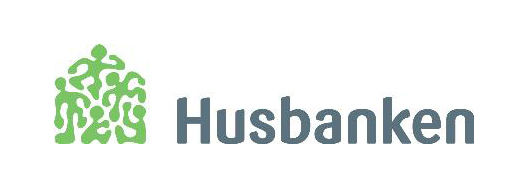 Husbanken logo stor canvas