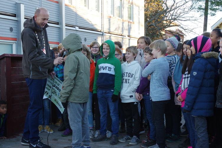 2018-10-25  Beintøft  Åsgård skole