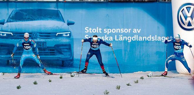 STORA DELAR av svenska landslaget möter norska världsrekordhållare på 100 meter utanför Berners i Östersund i helgen. Dessutom är det stor skidmässa, ungdomstävlingar och mycket annat.