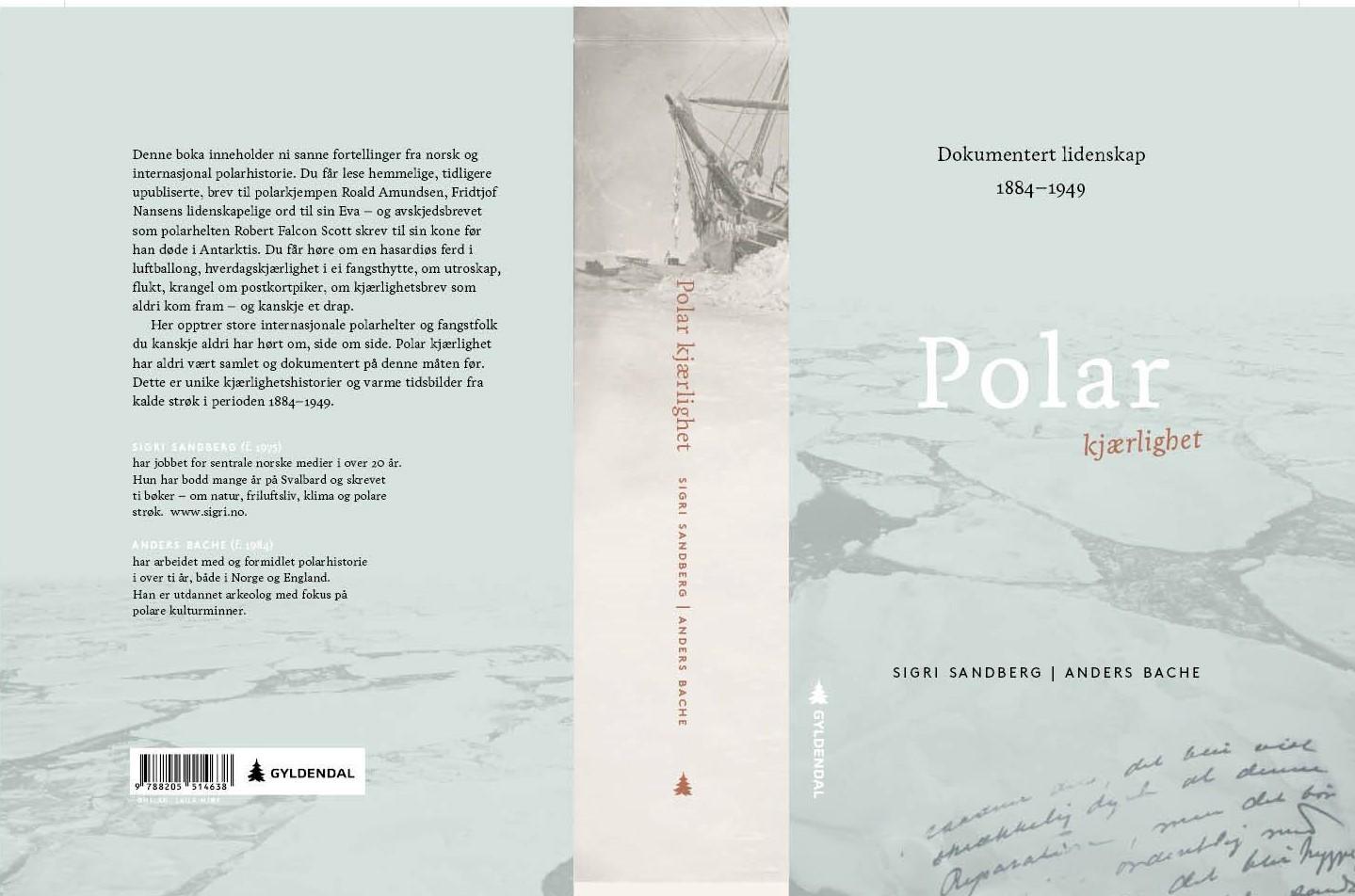 Polar kjærlighet fremside