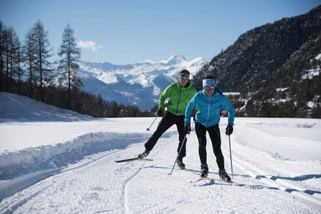 Nordic zone – Queyras – Presentation – Sports activities data – Ski