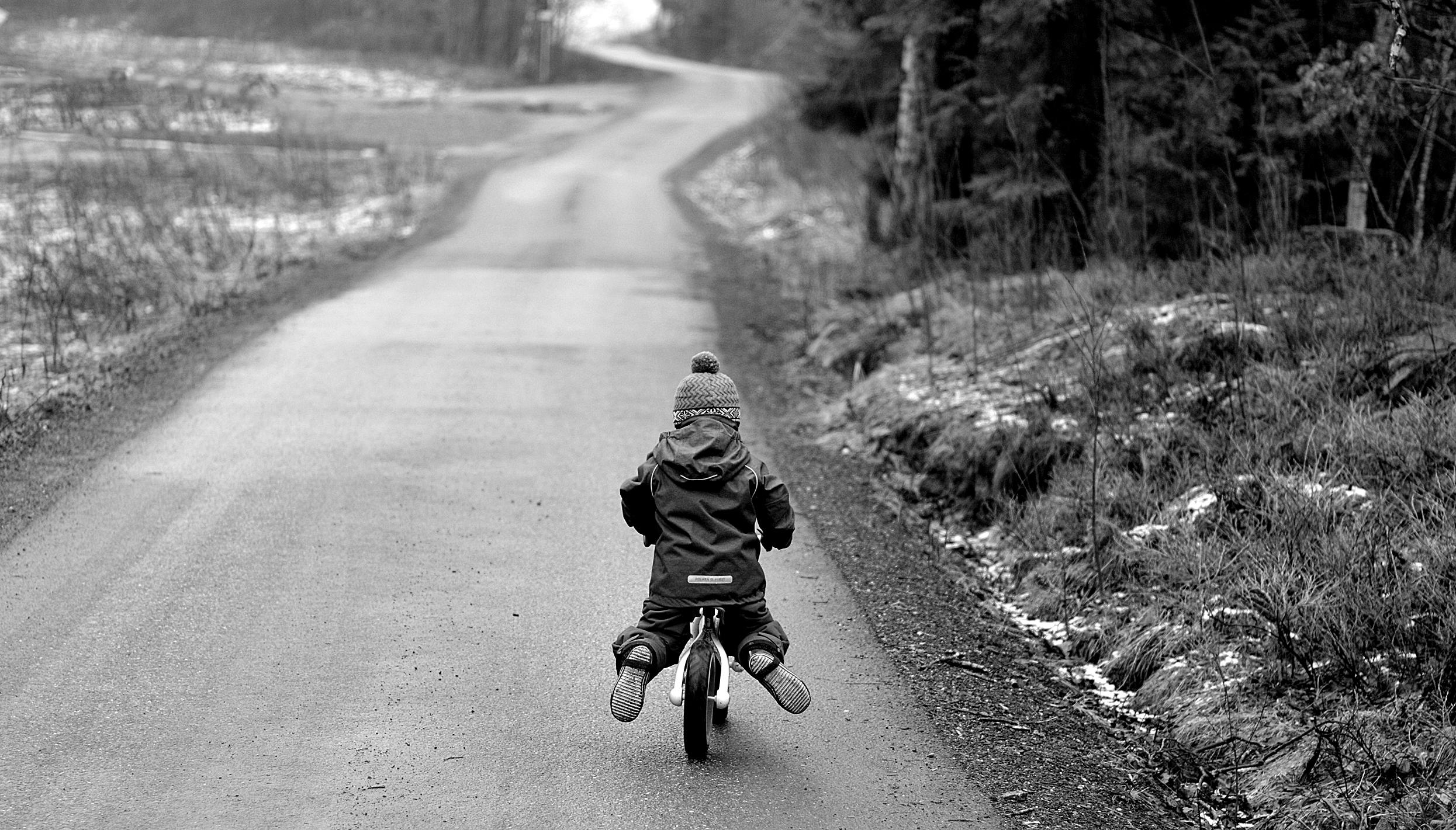 Sykkeltur på veien foto Christian Hvidsten.JPG