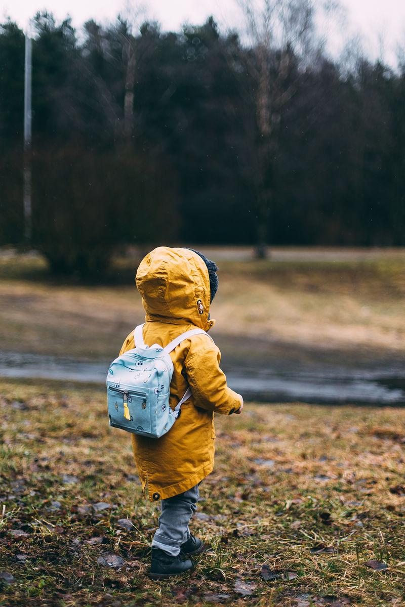 Illustrasjonsbilde av et barn