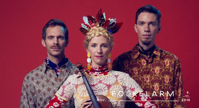 Lena Jonsson Trio (ny) - event cover
