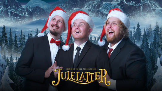 Stand Up Norge: Julelatter