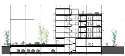 Urbania skisse II