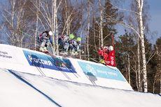 Ski Cross dames
