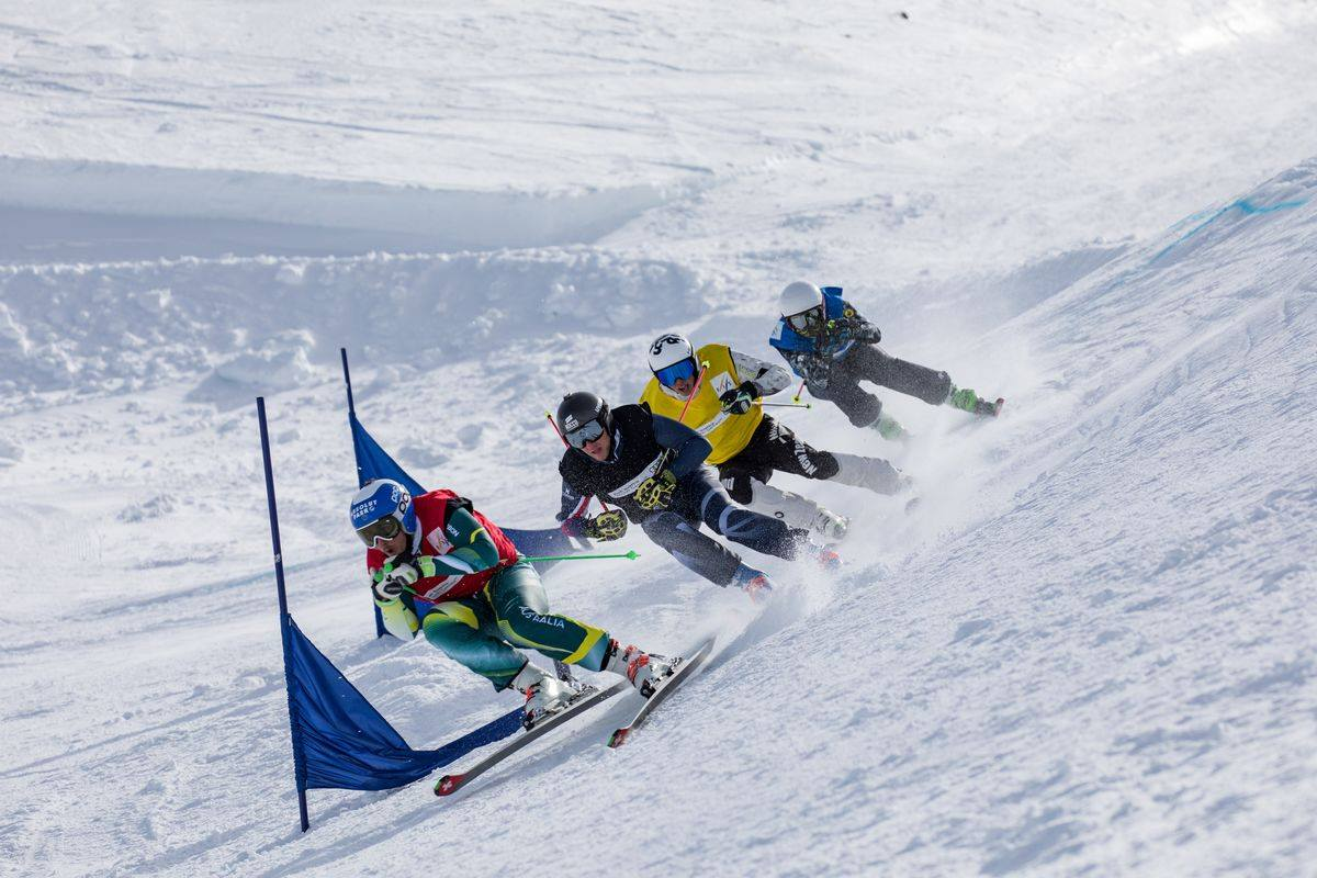 Ski Cross - Le classement de la coupe du monde 2019 (ski