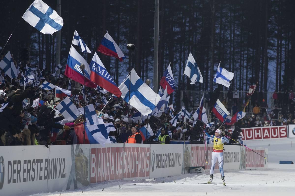 Calendrier Coupe Du Monde Biathlon 2020.Biathlon Le Calendrier De La Coupe Du Monde 2021 Ski