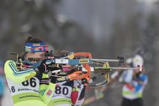 25.01.2017, Duszniki Zdroj, Poland (POL):Johanna Skottheim (SWE) - IBU Open European championships biathlon, individual women, Duszniki Zdroj (POL). www.nordicfocus.com. © Manzoni/NordicFocus. Every downloaded picture is fee-liable.