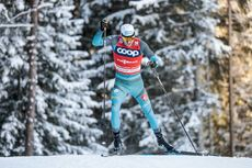 16.12.2017, Toblach, Italy (ITA):Maurice Manificat (FRA) - FIS world cup cross-country, 15km men, Toblach (ITA). www.nordicfocus.com. © Modica/NordicFocus. Every downloaded picture is fee-liable.