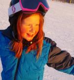 Kaja Jensen 11 år