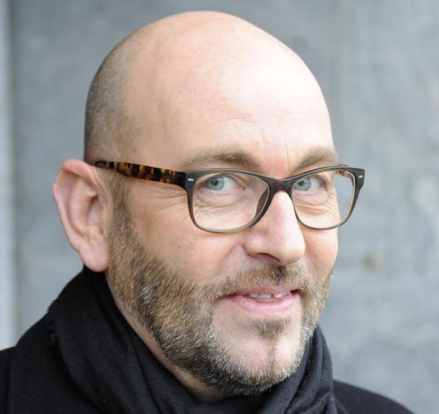 John Andrew Firing. Foto: Torbjørn Vinje