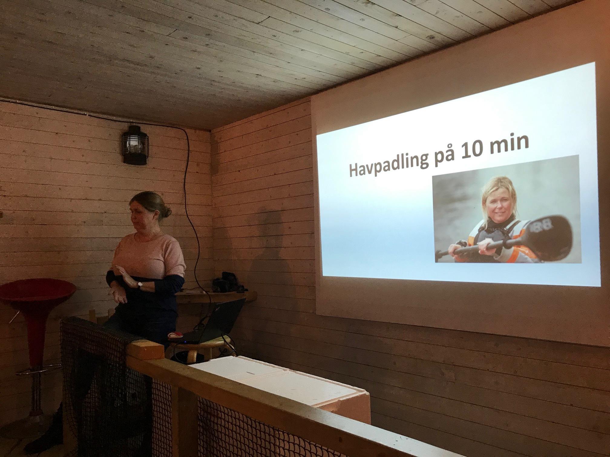 Ny i november_Tanja Hanssen kajakkpadling