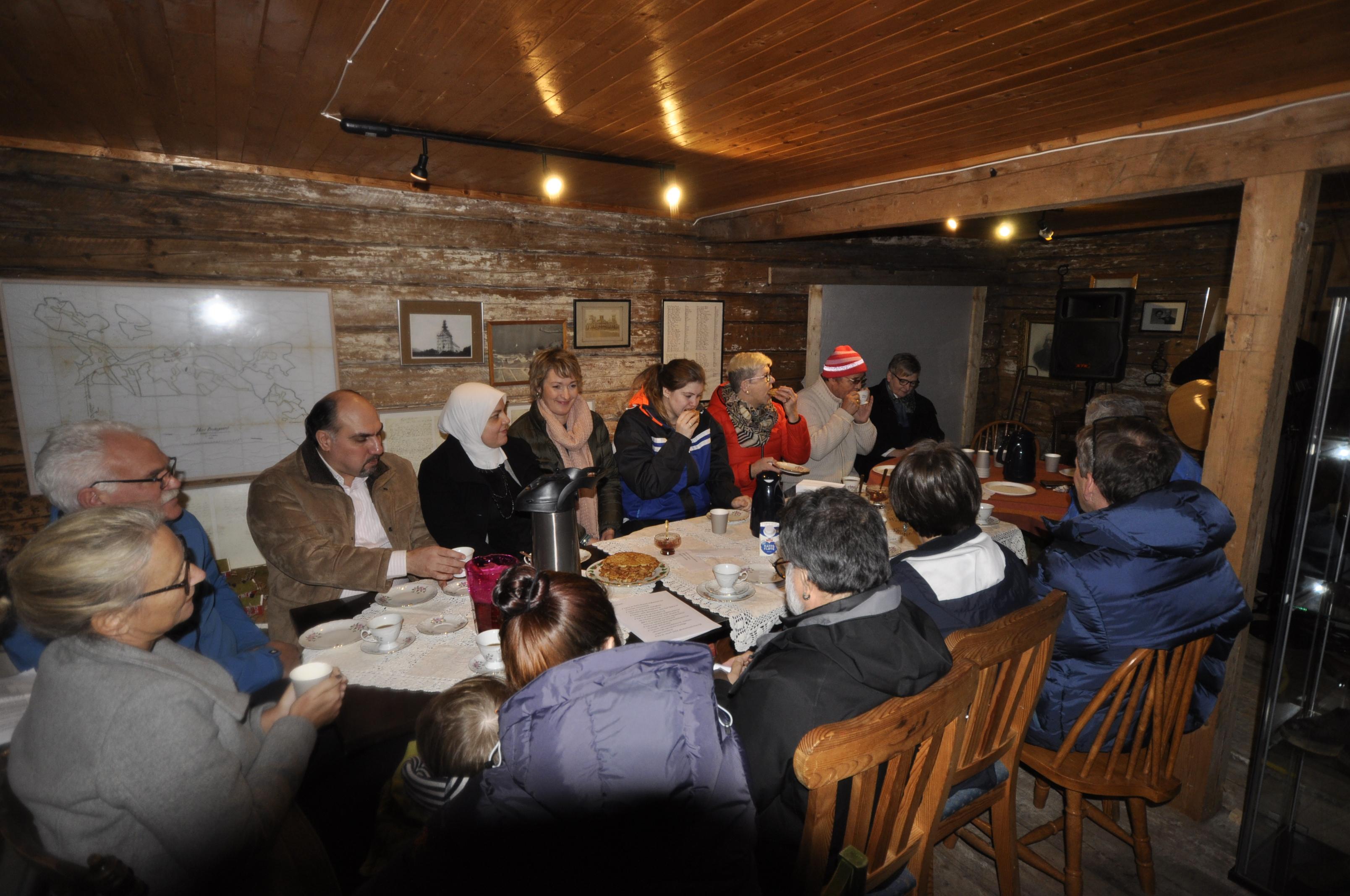 Nytt liv i Møtestedet_deltakere