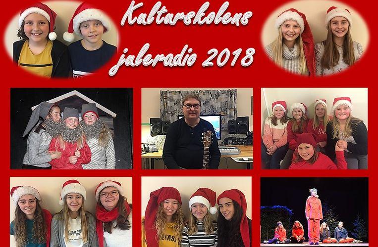 Kulturskolens juleradio 2018_rød