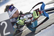 27.01.2017, Duszniki Zdroj, Poland (POL):Aristide Begue (FRA) - IBU Open European championships biathlon, sprint men, Duszniki Zdroj (POL). www.nordicfocus.com. © Manzoni/NordicFocus. Every downloaded picture is fee-liable.