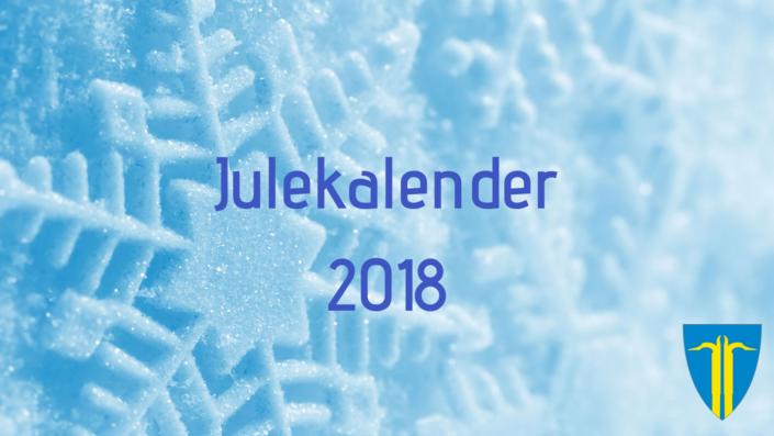 Julekalender 2018