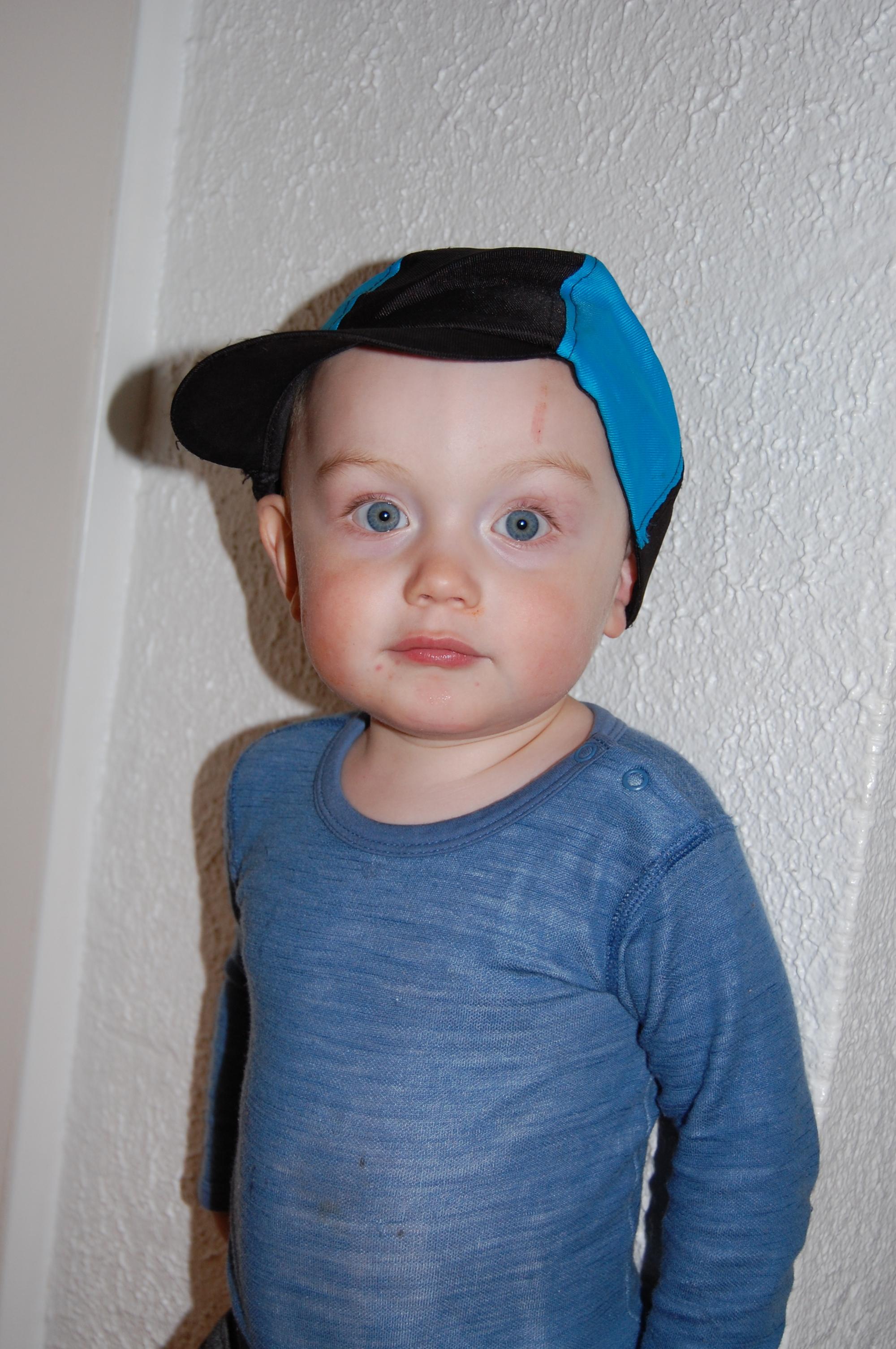 Kristian Kirkeby Pettersen 2 år