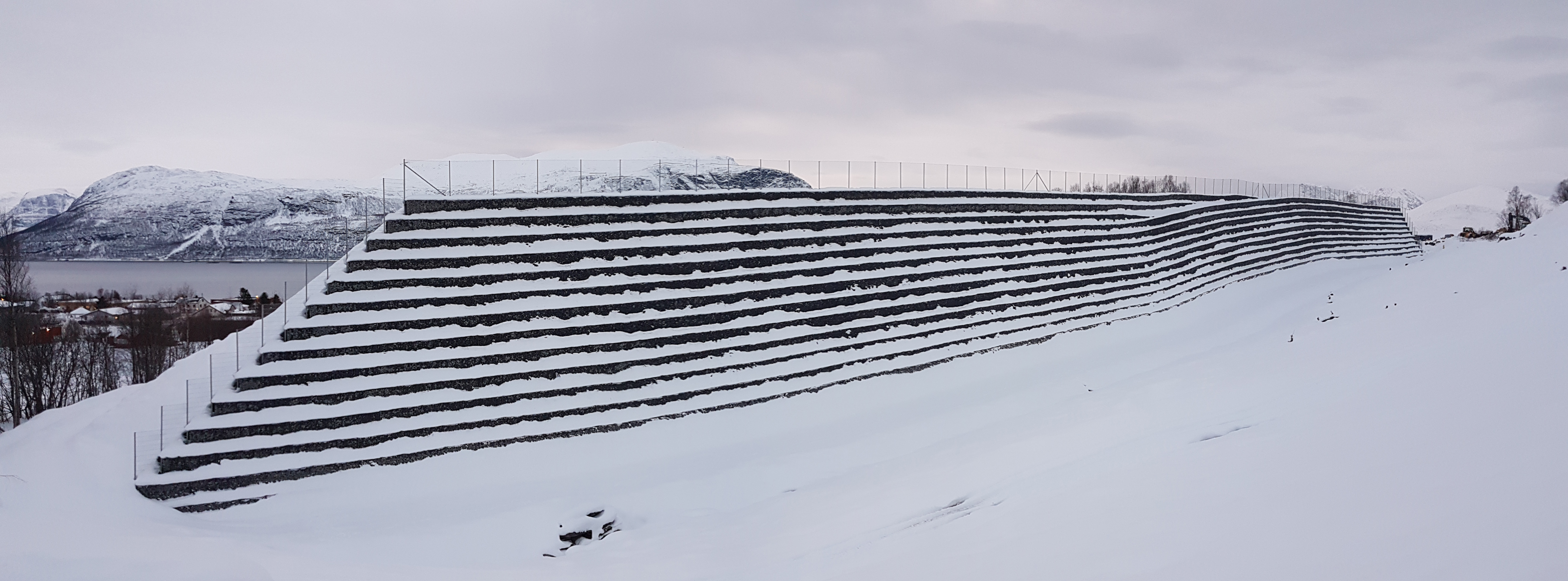 Skredsikring i Olderdalen_panorama Foto John Johansen