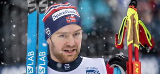 02.12.2018, Lillehammer, Norway (NOR):Sjur Roethe (NOR) - FIS world cup cross-country, pursuit men, Lillehammer (NOR). www.nordicfocus.com. © Modica/NordicFocus. Every downloaded picture is fee-liable.