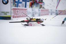09.12.2018, Pokljuka, Slovenia (SLO):Johannes Thingnes Boe (NOR) - IBU world cup biathlon, pursuit men, Pokljuka (SLO). www.nordicfocus.com. © Manzoni/NordicFocus. Every downloaded picture is fee-liable.