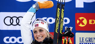 16.12.2018, Davos, Switzerland (SUI):Therese Johaug (NOR) - FIS world cup cross-country, 10km women, Davos (SUI). www.nordicfocus.com. © Modica/NordicFocus. Every downloaded picture is fee-liable.