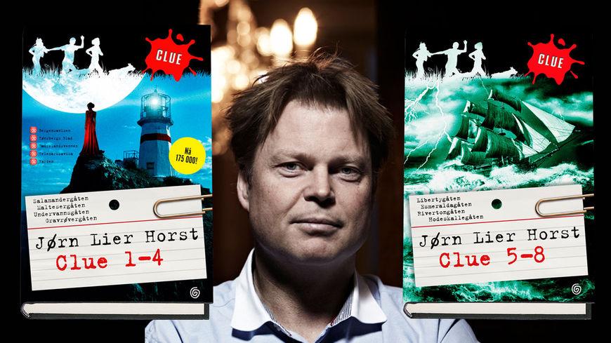 Barn i Kolben - CLUE Jørn Lier Horst - NETT