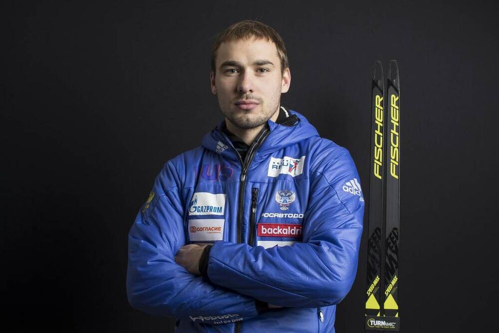 26.11.2017, Oestersund, Sweden, (SWE):Anton Shipulin (RUS) - IBU world cup biathlon, photoshooting, Oestersund (SWE). www.nordicfocus.com. © Manzoni/NordicFocus. Every downloaded picture is fee-liable.
