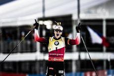 22.12.2018, Nove Mesto, Czech Republic (CZE):Johannes Thingnes Boe (NOR) - IBU world cup biathlon, pursuit men, Nove Mesto (CZE). www.nordicfocus.com. © Manzoni/NordicFocus. Every downloaded picture is fee-liable.