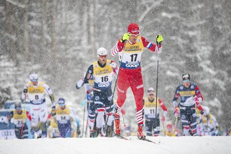 02.01.2019, Oberstdorf, Germany (GER):Evgeniy Belov (RUS) - FIS world cup cross-country, tour de ski, mass men, Oberstdorf (GER). www.nordicfocus.com. © Modica/NordicFocus. Every downloaded picture is fee-liable.