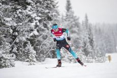 08.12.2018, Beitostolen, Norway (NOR):Robin Duvillard (FRA) - FIS world cup cross-country, 30km men, Beitostolen (NOR). www.nordicfocus.com. © Modica/NordicFocus. Every downloaded picture is fee-liable.