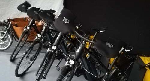 Elsyklene er klargjort for vinterføret!