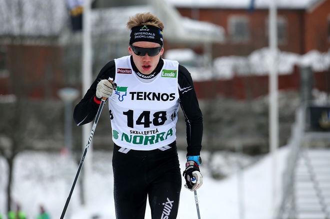 MATTIAS BÅNGMAN, Offerdals SK kan mer än att skriva på vår sajt. I helgen vann han Föllingeloppet. Foto/rights: KJELL-ERIK KRISTIANSEN/kekstock.com