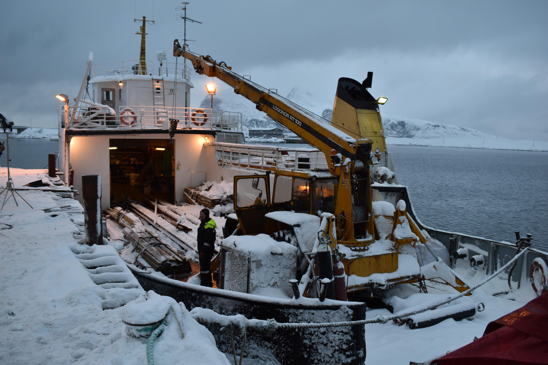 Seløy Fisk satser videre_Brønnøypel