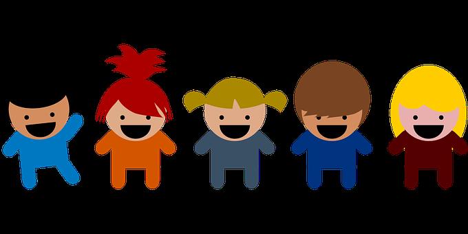 Barn i barnehage