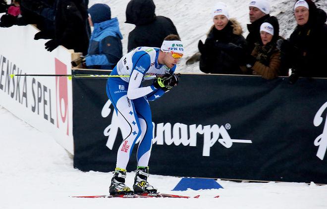 DANIEL HOLMGREN, IFK Umeå vann Stora Vildmannaloppet på hemmaplan i Umeå. Foto/rights: MARCELA HAVLOVA/kekstock.com
