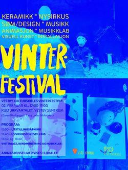 Vinterfestival 2. februar 2019