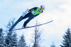 18.01.2019, Chaux-Neuve, France (FRA):Manuel Faisst (GER) - FIS world cup nordic combined, individual gundersen HS118/5km, Chaux-Neuve (FRA). www.nordicfocus.com. © Volk/NordicFocus. Every downloaded picture is fee-liable.