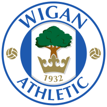 Badge Wigan