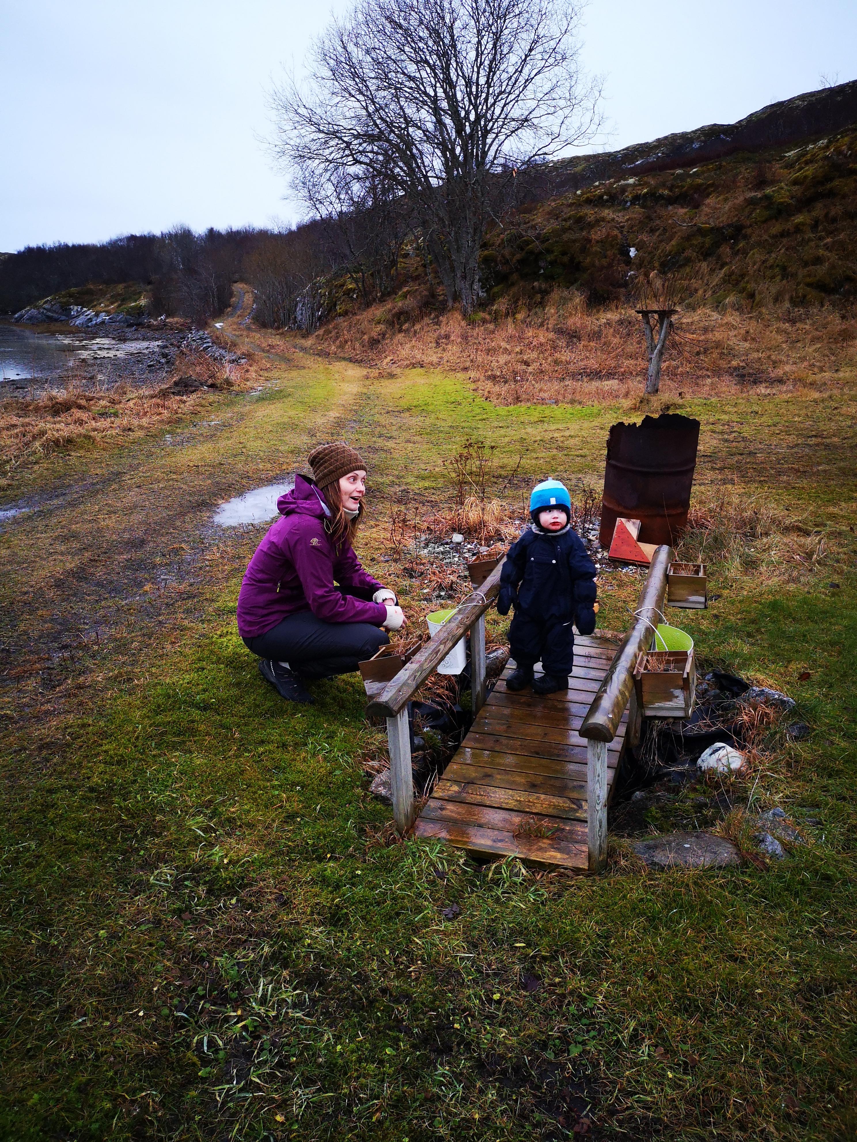 Thea Jørgensen Kirkebygg morsdag